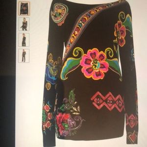 Desigual Sweater. Size large